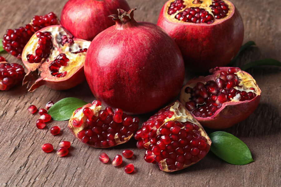 Pomegranate: The Fruit Puree You Can't Resist