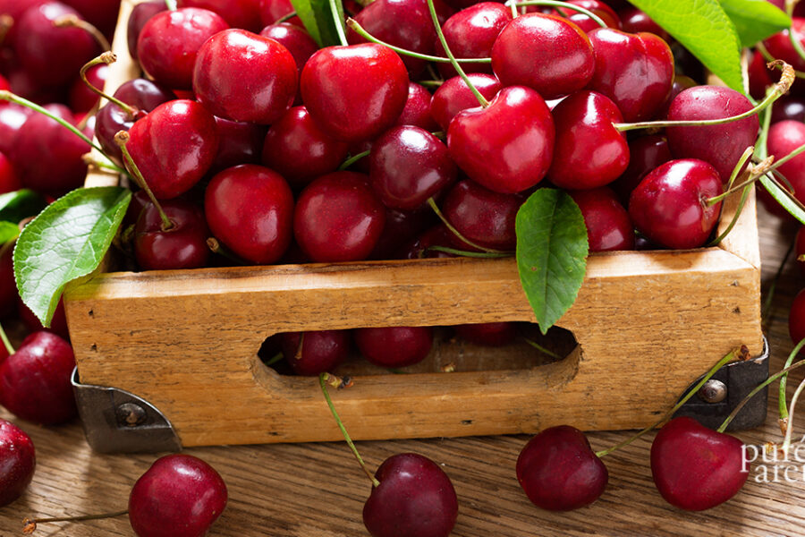 Cherry: the Miss Congeniality of fruits